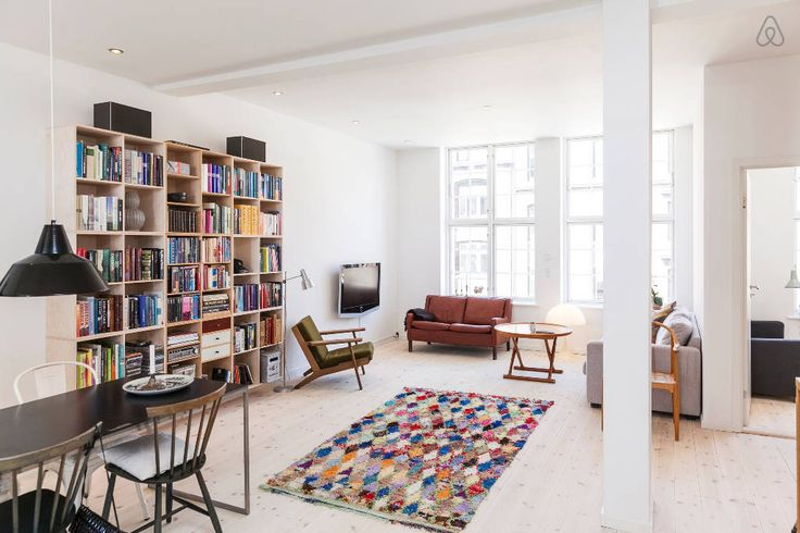 Bekijk deze fantastische advertentie op Airbnb: New York living in cosy Nørrebro - Appartementen te Huur in Kopenhagen