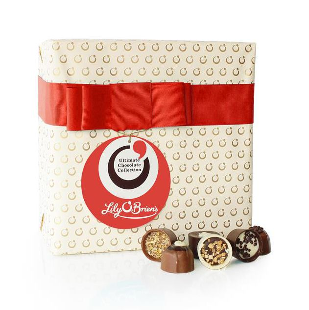 The Ultimate Christmas Collection, 48 Chocolates, 580g - Available to ship from 3rd November 2014 available at LilyOBriens.ie