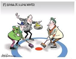 Forget the Toronto Maple Leafs hockey team- there's a new game in town... Curling!
