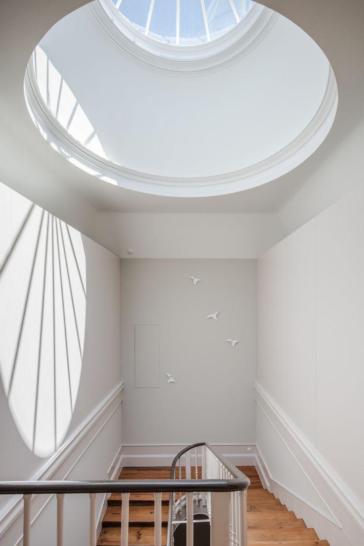 Projecto de reabilitação da autora de Ana Coelho Arq - Reabilitação de edifício no Porto