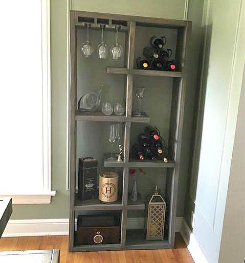 1000+ ideas about Pallet Bookshelves on Pinterest