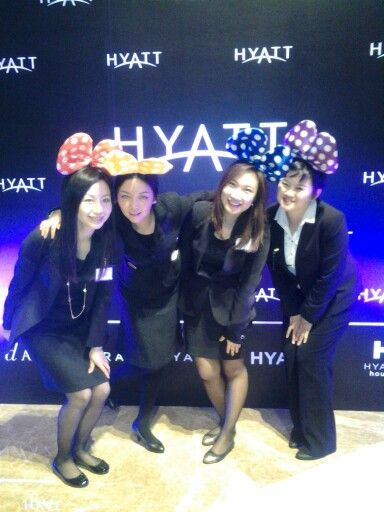 Shenzhen Hyatt Appreciation Night 2014 part 1