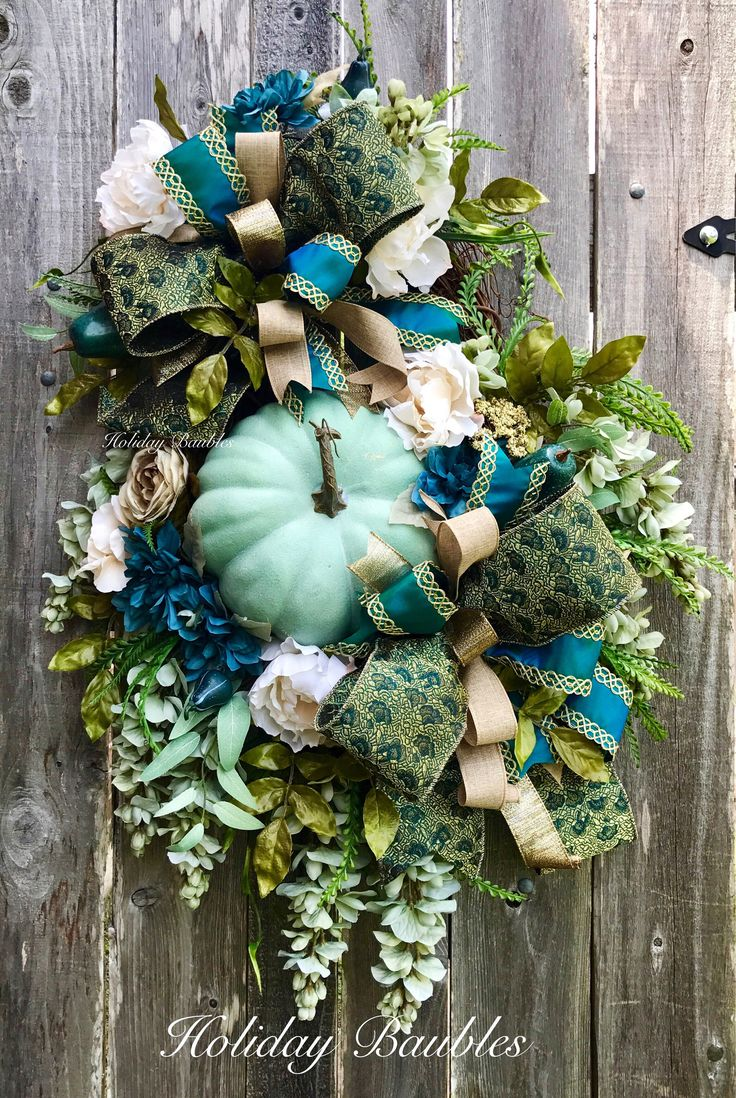 A personal favorite from my Etsy shop https://www.etsy.com/listing/555688297/fall-wreath-elegant-fall-grapevine
