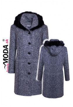Vlnený kabát EK72