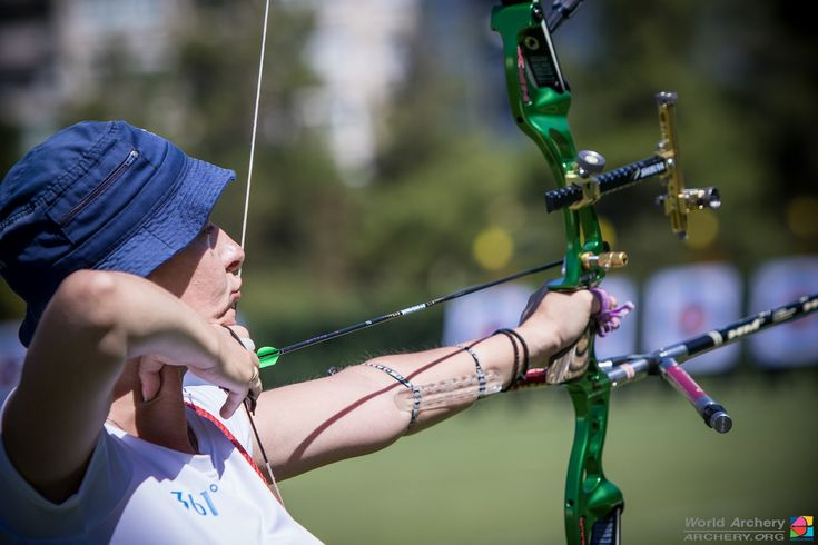 Greek archer Psarra added to Olympic start list