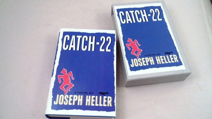 Mint First Edition Library FEL Facsimile 1989 Catch 22 Catch-22 Joseph Heller