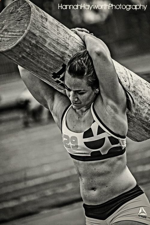 crossfitters: Camille Leblanc Bazinet #crossfit #crossfitgames2013 .