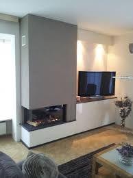 Bilderesultat for inbouwhaarden en TV wandmeubel