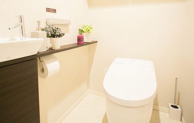 もうほんと~にめんどくさいトイレ掃除!尿石の汚れとか普通にこすっても全然落ちないし、掃除の中でもここが一番嫌いって人も多いですよね。トイレ用洗剤も刺激が強いのが多いからあんまり使いたくないし…。