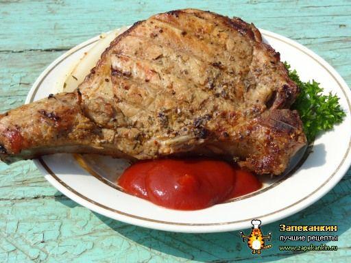 Маринад для барбекю из свинины с соевым соусом