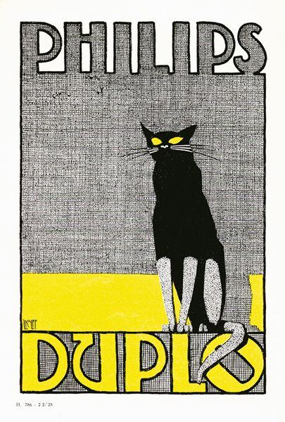Louis Kalff, Company Poster, Netherlands, 1925