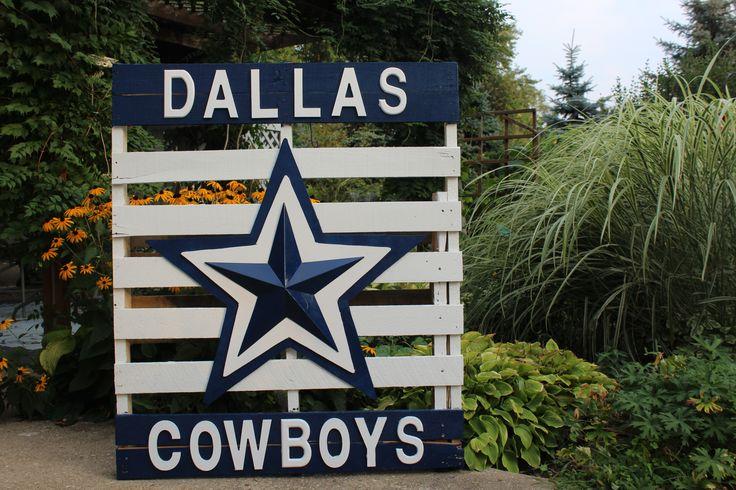 Dallas Cowboys Pallet