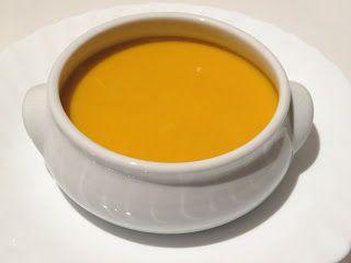 Recetas Monsieur Cuisine: Crema de Calabaza