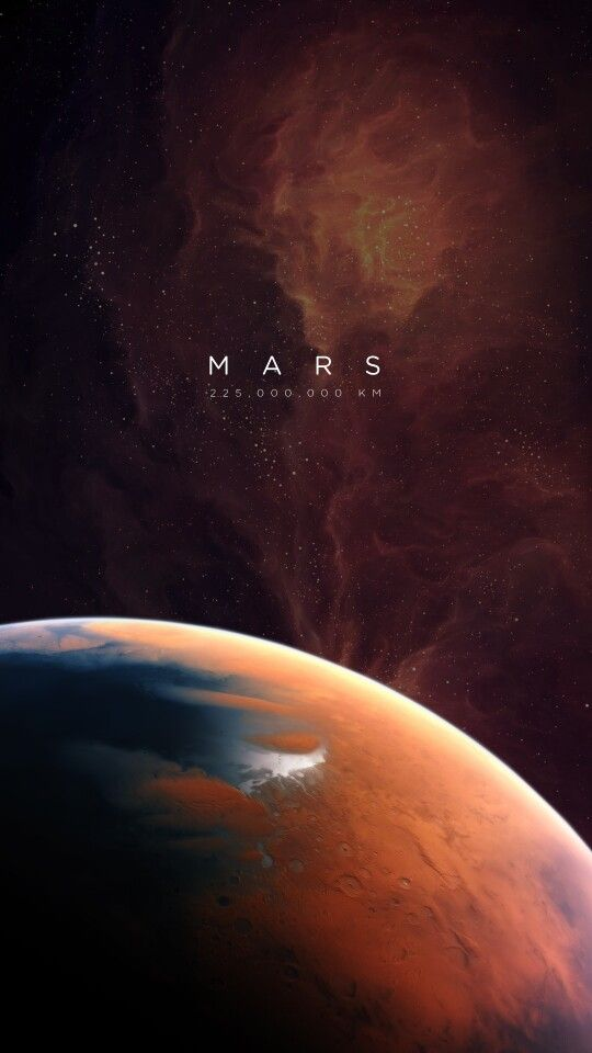 Mars ~ the Red Planet