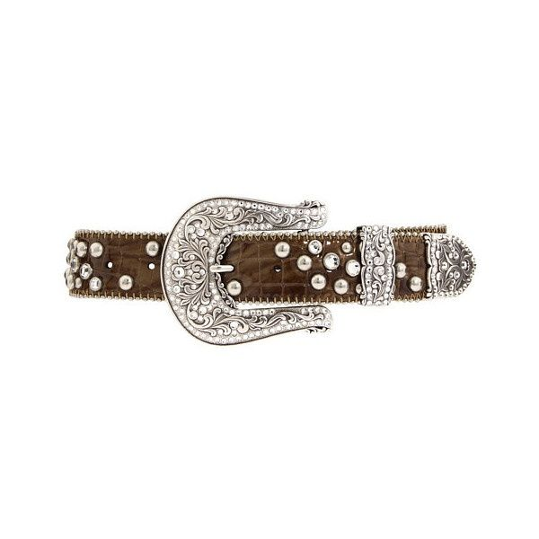 "Country Girl Belts | Justin - Baroque (Copper) - Belt | ""Country Girl Style"""