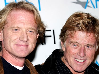 James Redford, son of legendary actor Robert Redford, is a ...