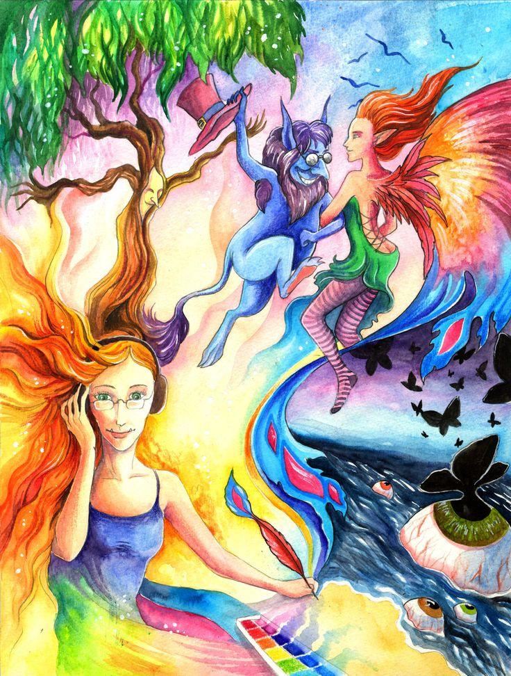 Sound Rainbow by TrollGirl.deviantart.com on @DeviantArt