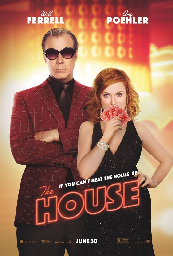 The House Movie is Coming to Theaters on June 30th + Giveaway