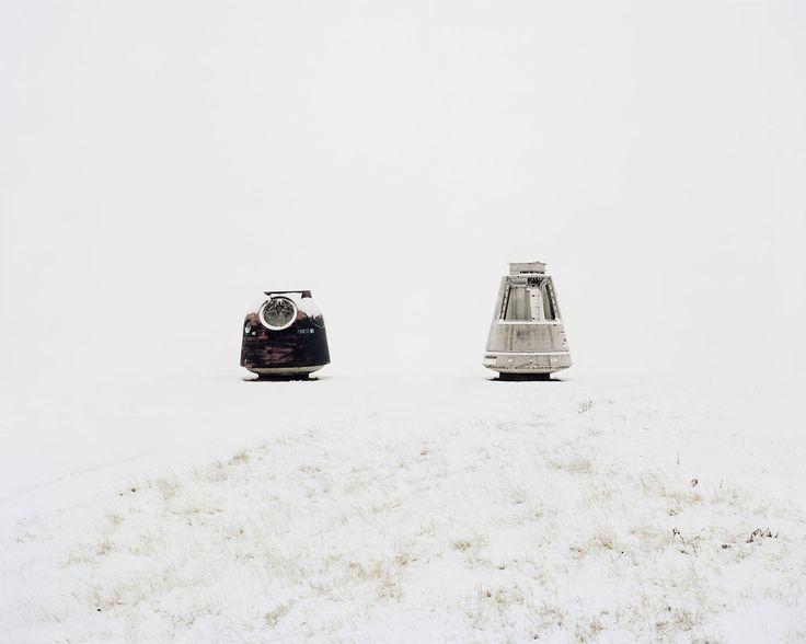 Danila Tkachenko's award-winning photo series, Restricted Areas