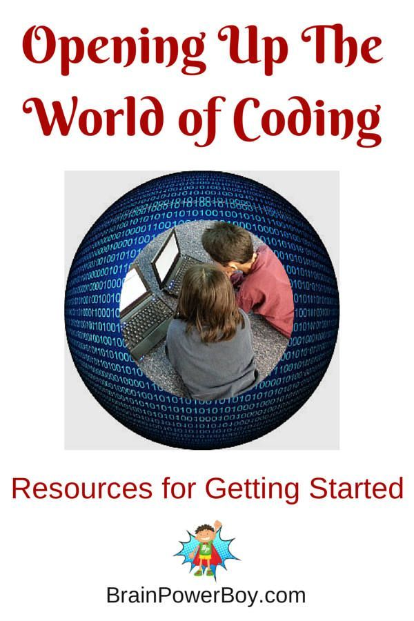 Open up a new world with this Homeschool Unit Study: Coding. The first in a series of posts on the best coding sites, games, and materials available.