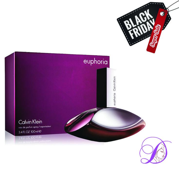 ¡PRODUCTO DESTACADO! Perfume Calvin Klein Euforia