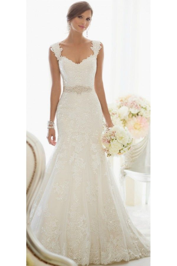 vestido con breteles novia - Buscar con Google