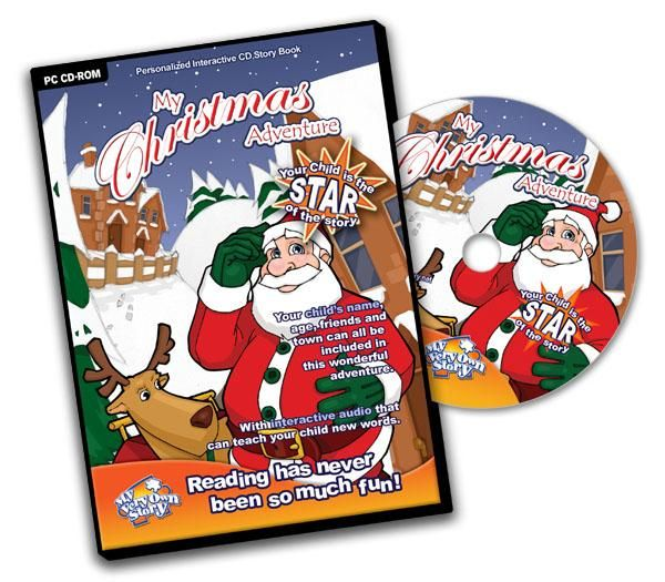 My Christmas Adventure @ only $ 30. Santa become too fat and chlidren must help Santa to loose the weight so that deliver the christmas gifts at the time. Learn about the great adventure at the christmas by Santa.