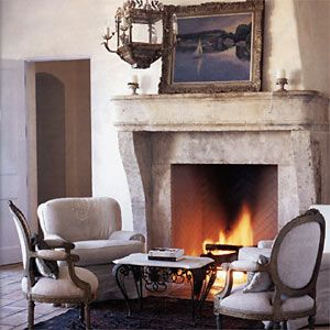 COTE DE TEXAS: A Country French House: Authentic Elements
