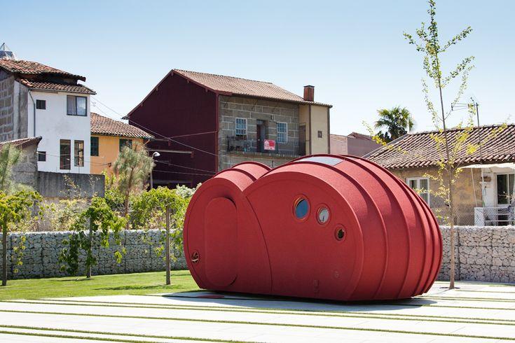 Urban Shelter / Gabriela Gomes