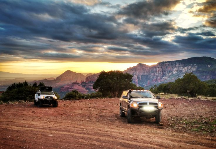 I was very lucky to be part of an amazing trip with our partner Falken Tire traveling across Arizona en route to this year's Overland Expo West in Flagstaff.  It was an amazing couple of days…