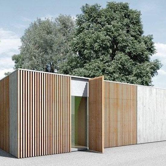 Hout en beton // 6_hout en beton_Atelier by Berger Röcker.