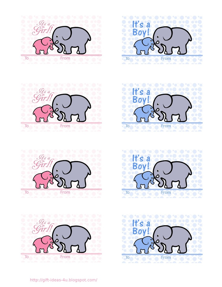 Current image intended for free printable baby shower tags