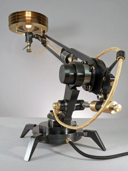 Machine Light Series of Frank Buchwald model no.13