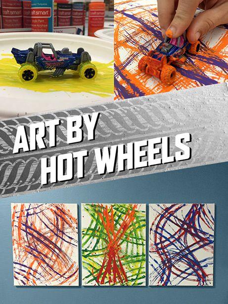 Arts & Crafts by Hot Wheels | Hot Wheels News Blog