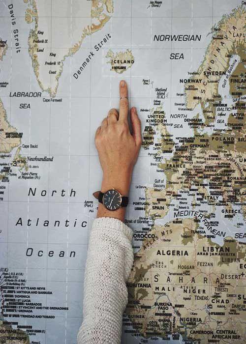 Planen Sie Ihre nächste Reise karte | Abenteuerzeit | Abenteuer im Freien | einzigartige Erfahrung | Fitz & Huxley | www.fitzandhuxley.com