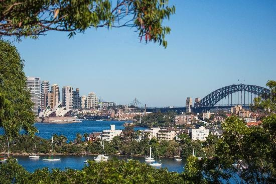 Sydney Harbour: Iconic view from Taronga Zoo #Australia