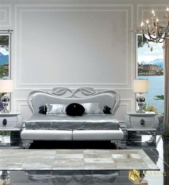 Stylowa sypialnia Theodore