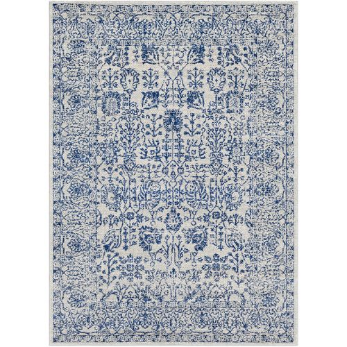 Found it at AllModern - Andover Blue Area Rug