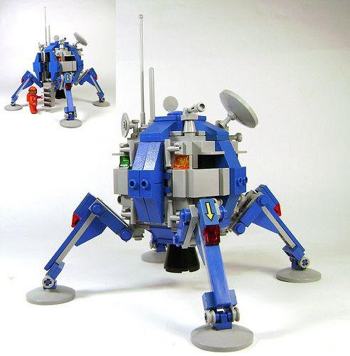 Neo Classic Space Lego