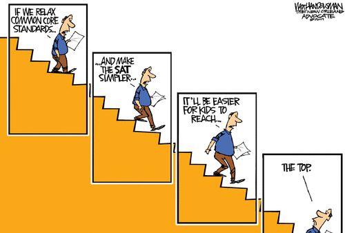 Walt Handelsman Editorial Cartoon