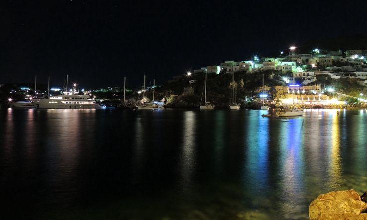 Panteli by night