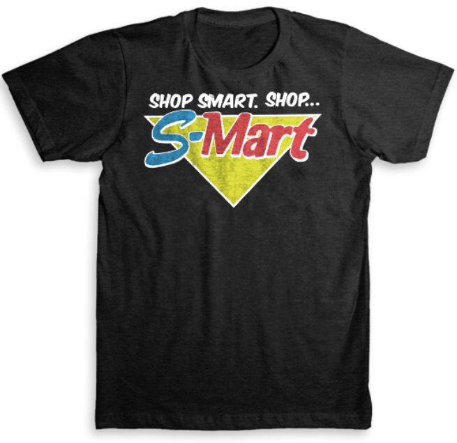 Shop S-Mart T Shirt - American Apparel Tri-Blend Vintage Fashion - Graphic Tees for Men & Women by StrangeLoveTees on Etsy https://www.etsy.com/listing/111841889/shop-s-mart-t-shirt-american-apparel-tri