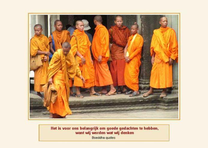 Re-minders.nl - Boeddhisme Posters