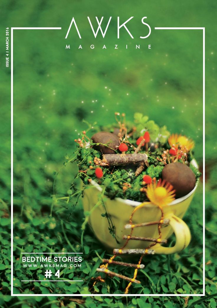 AwksMag - BEDTIMESTORIES | issue #4 - March 2016 #freemagazine #indie #magazine #indonesia #awksmagazine #indiemagazine