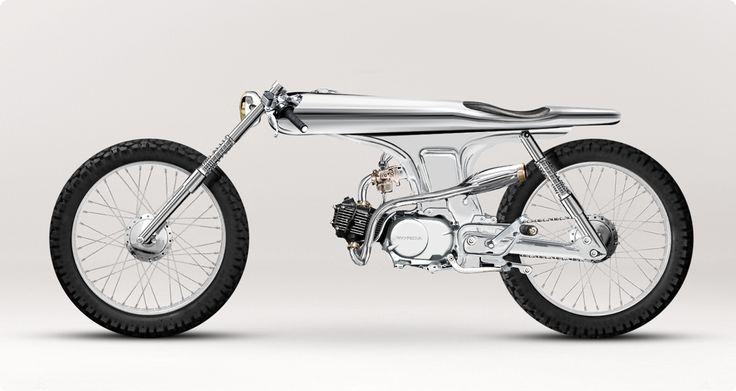 EVE | Bandit9 - Motorcycle Design