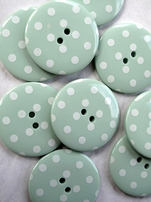 cute buttons for Emma's growth chart