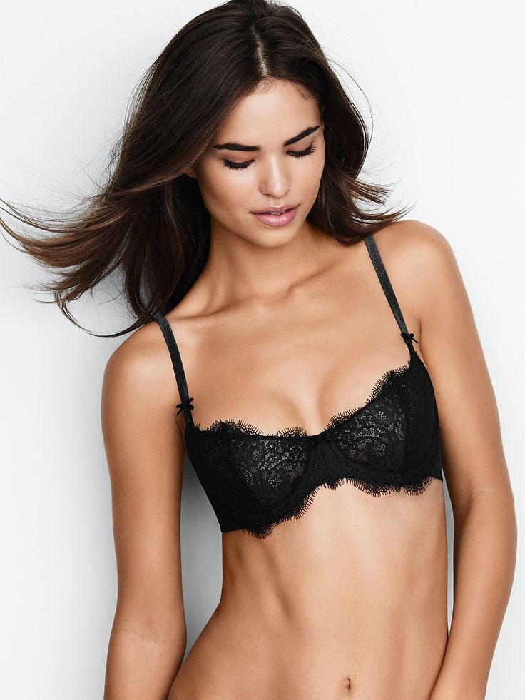 The Unlined Uplift Bra - Beautiful by Victoria's Secret - Victoria's Secret