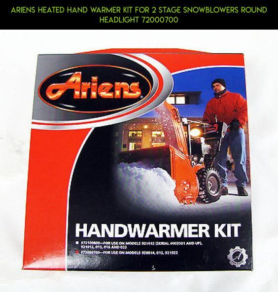 ARIENS HEATED HAND WARMER KIT FOR 2 STAGE SNOWBLOWERS ROUND HEADLIGHT 72000700 #shopping #tech #kit #hands #parts #fpv #drone #technology #camera #gadgets #heating #plans #racing #products #for