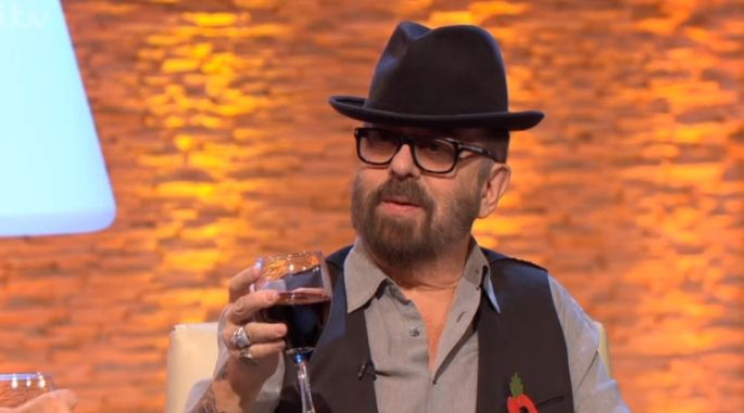 Watch Dave Stewart's interview earlier today with Alan Titchmarsh on the ITV Player - http://www.eurythmics-ultimate.com/2013/11/06/watch-dave-stewarts-interview-earlier-today-with-alan-titchmarsh-on-the-itv-player/