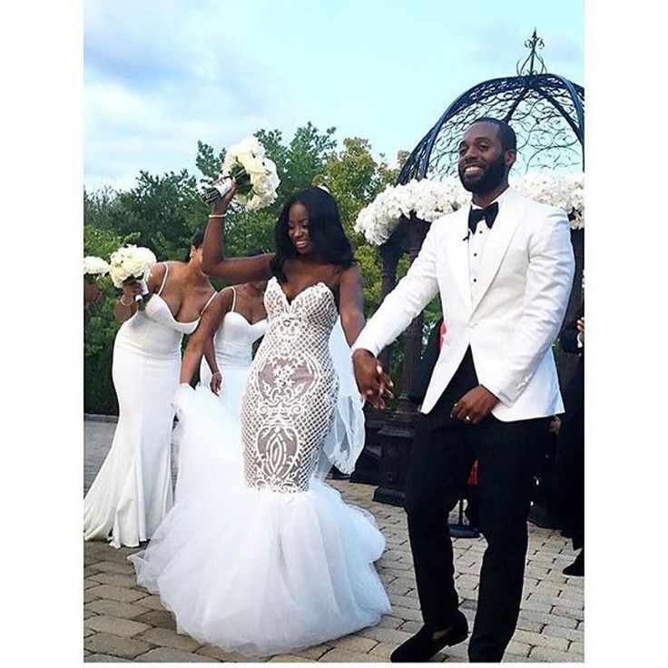 Congrats @shaq_will! We are wishing you and your new hubby years of wedded…